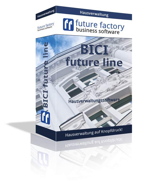 Hausverwaltungssoftware BICI future line